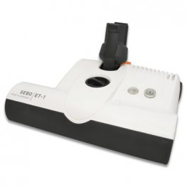 MVAC carpet cleaner attachment SEBO ET-1 brush